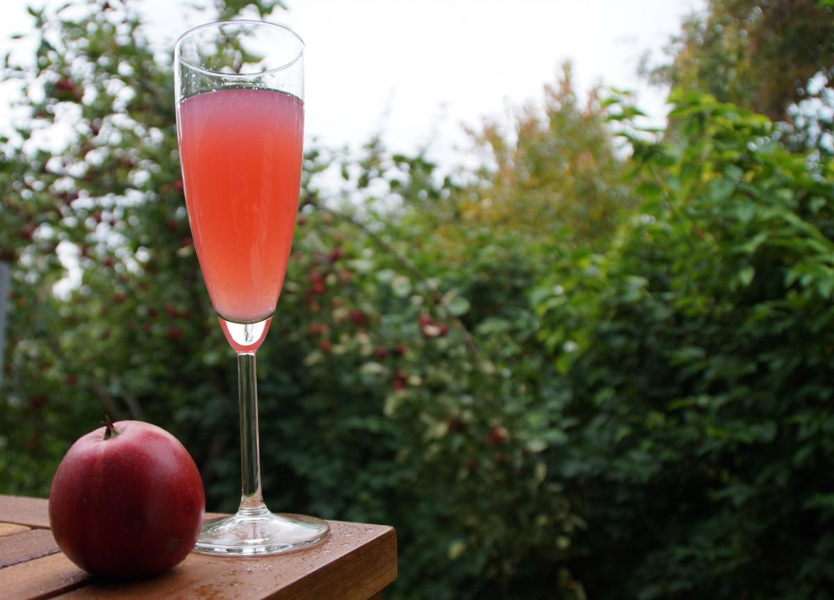 hjemmelaget eplemost