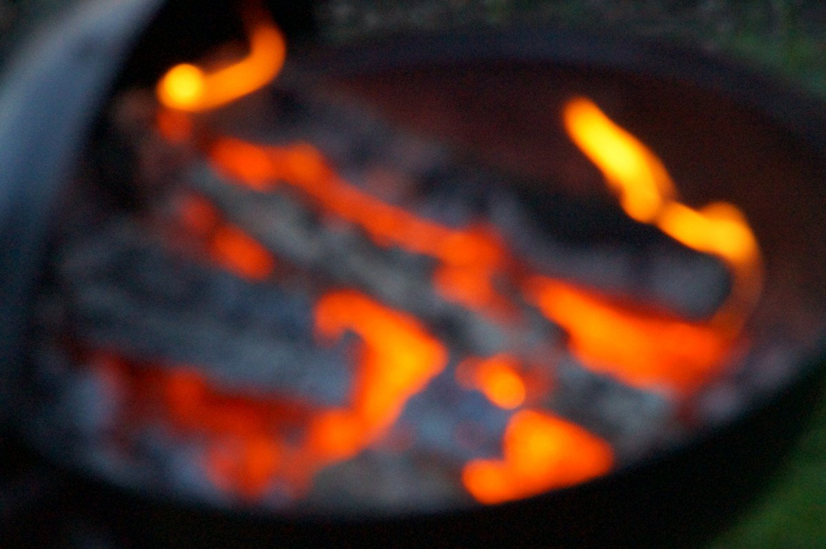 varm grill