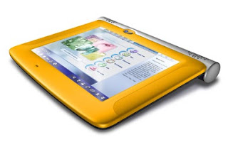 FreePad with fantastic stereo boom-boom sound, a forerunner to iPad